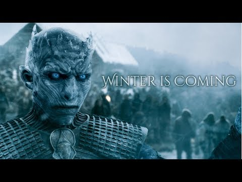 (GoT) White Walkers    Winter is Coming