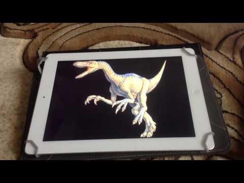 Dinosaur rampage : T. rex