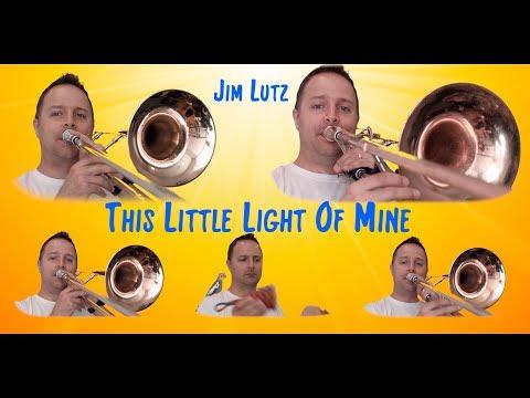 This Little Light Of Mine - trombone version