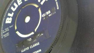 parapinto boogie - lloyd clarke - bluebeat 1960