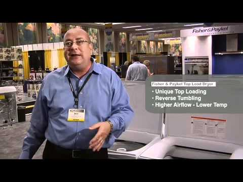 Fisher Paykel Dryers - Top Load AeroSmart And SmartLoad