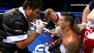Lamont Peterson Vs Lucas Matthysse full fight Knockout  ko amazing!!
