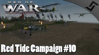 Storch Stealing - Men of War: Assault Squad 2 - Red Tide Mission 10
