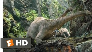 King Kong (2/10) Movie CLIP - Dinosaur Stampede (2005) HD thumbnail