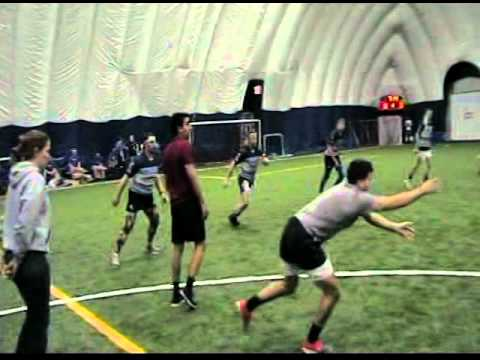 2016 Capital Region Touch Rugby Tournament: Part 1