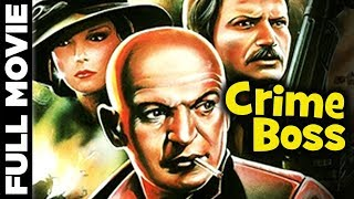 Crime Boss (1972) | Italian Crime Film | Telly Savalas, Antonio Sabato