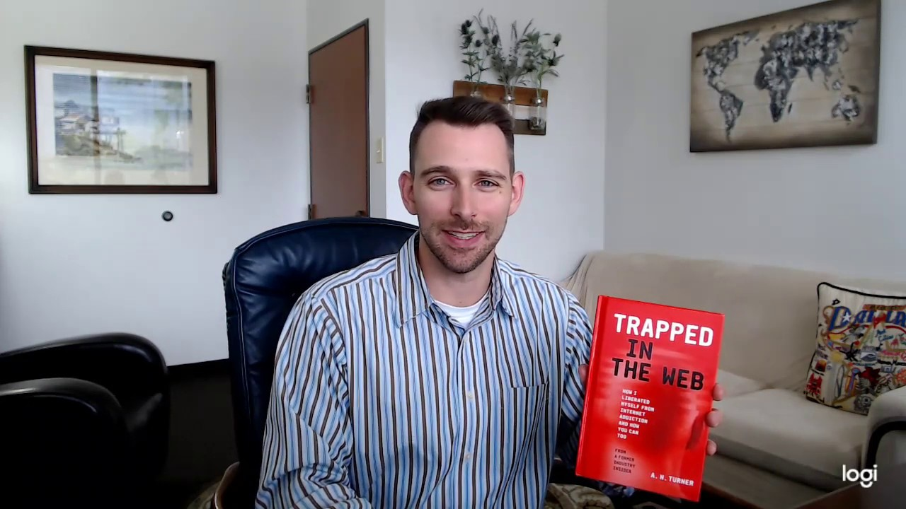 Trapped In The Web Book Review