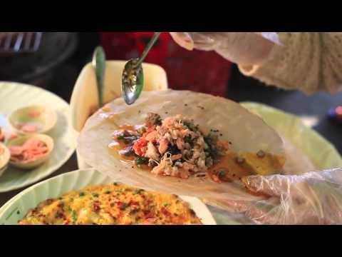 [Review] Bánh tráng nướng (TADP Đà Lạt)