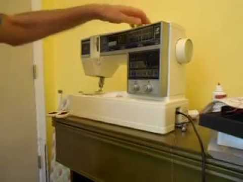 Singer 40 Sewing Machine Part One YouTube Custom Youtube Singer Sewing Machine Repair