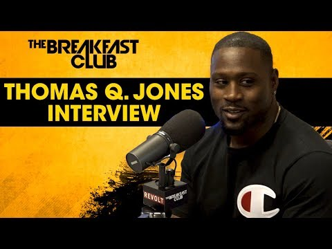Thomas Q. Jones On His Role In 'Luke Cage', Shifting From The NFL To Hollywood  More