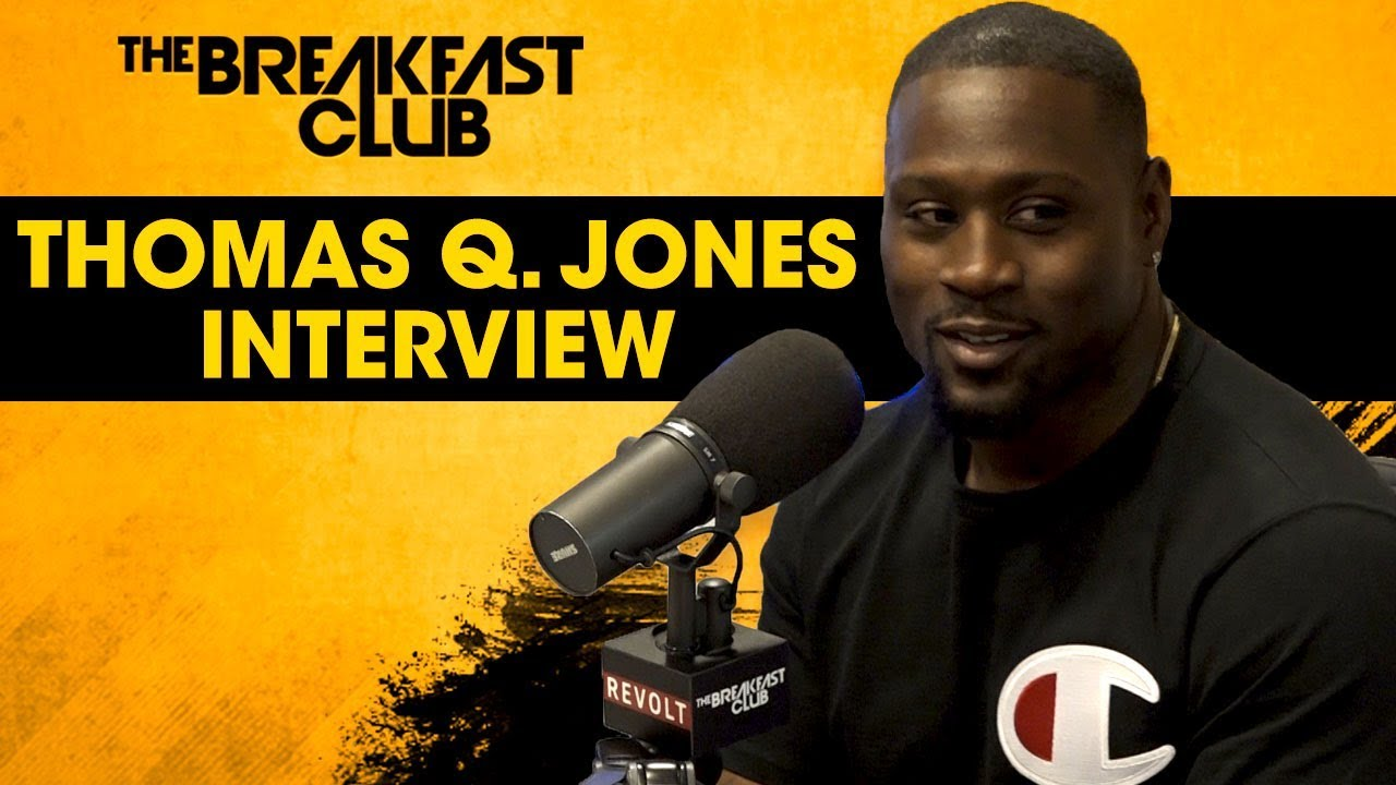 Thomas Q. Jones On His Role In 'Luke Cage', Shifting From The NFL To Hollywood + More