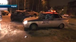Пьяная врач-кардиолог пыталась ввести в заблуждение автоинспекторов в Кирове