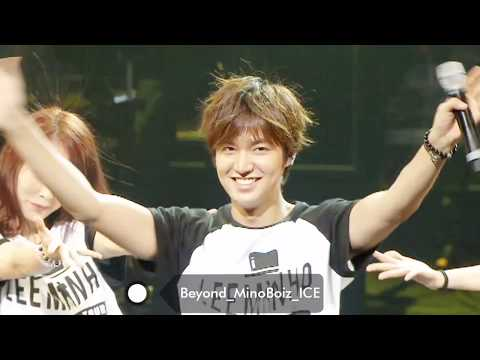 """20130525【OFFICIAL】Lee Min Ho """"My Everything Tour In Seoul"""" - """"Say Yes"""""""