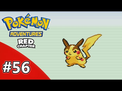 Pokemon Adventure Red Chapter - Part 56 - Mega Evolution!