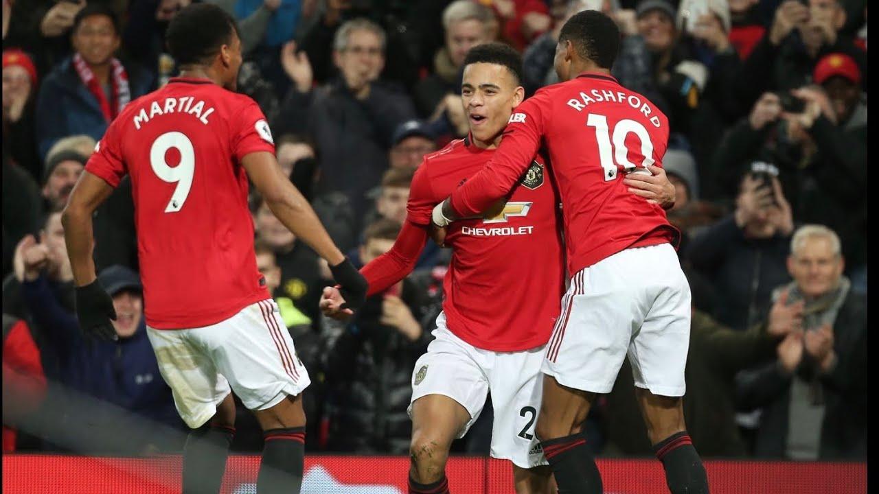 Martial, Rashford & Greenwood 🔥 Reds To Win Over Newcastle ...