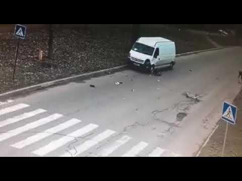 Nikopolnews: Страшное ДТП. в Никополе