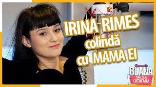 IRINA RIMES colindă cu MAMA EI la Pro FM!    #DimineataBlana Video