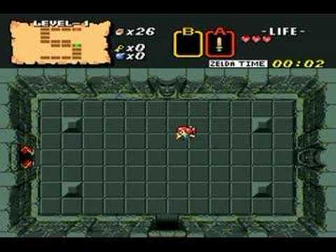 BS Zelda no Densetsu  Gameplay  YouTube