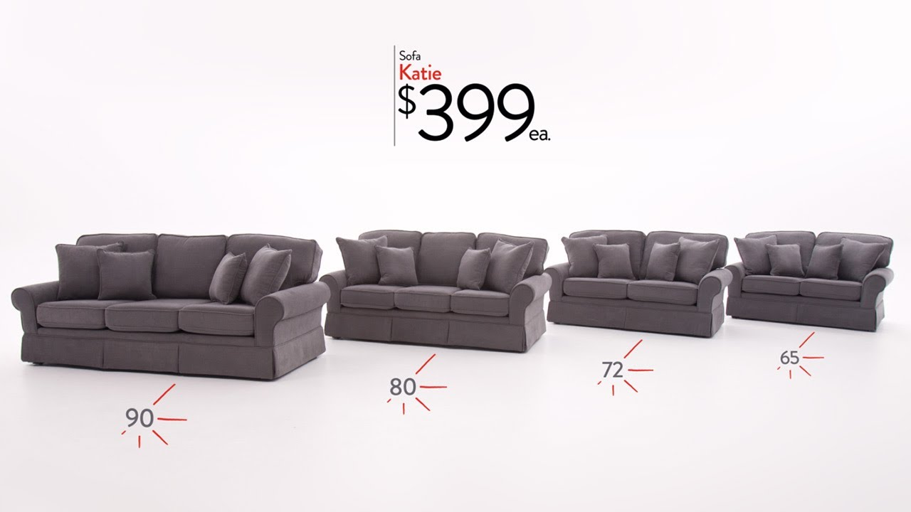 Dare To Compare My Katie Sofa | Bobu0027s Discount Furniture