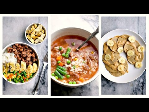 What I Ate On $1.50 A Day // Budget Friendly Vegan Meals (Days 1-3)