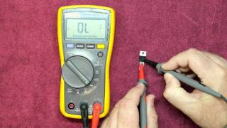 Episode 54   Basic Component Faultfinding with a Multimeter