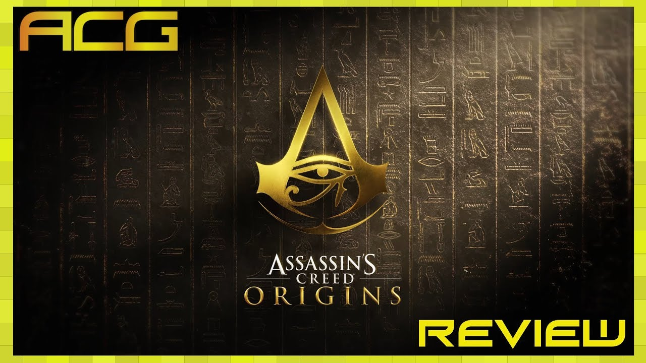 """Assassin's Creed Origins Review """"Buy, Wait for Sale, Rent, Never Touch?"""""""