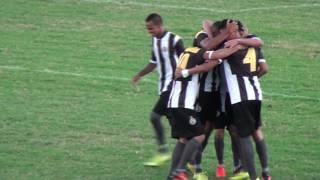 Esporte X Aliança - 1º Gol Aliança 1x0