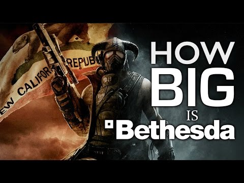 How BIG is BETHESDA?