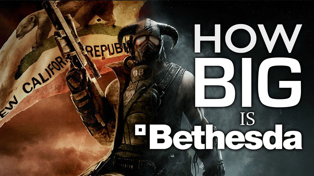 Download How BIG is BETHESDA?