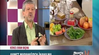 22 03 2016 Ahmet Maranki Beyaz Tv Hayatta Herşey Var'da Sizlerle...
