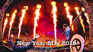 New Year Mix 2019 - Best Of EDM Party Music | Electro House Festival Mix 2019