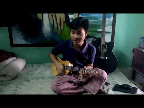 amar ekla akash cover by monchai marma