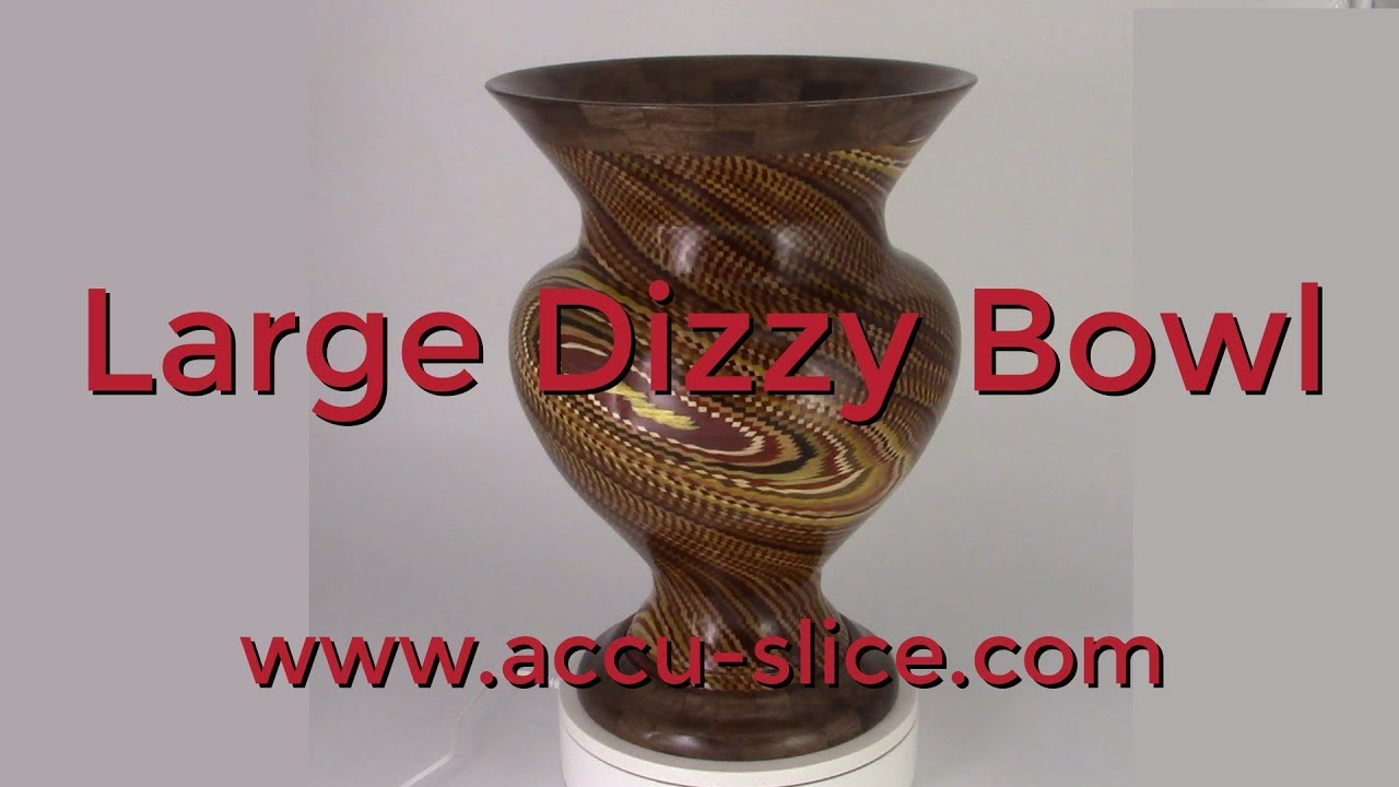 Dizzy Bowls From A Board