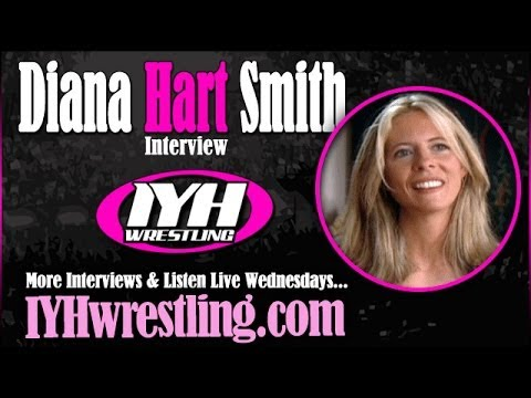 Diana Hart Smith In Your Head Wrestling Shoot