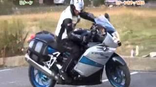 バイク Uターン練習『25回の転倒と実験から編み出された方法』