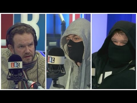 James O'Brien interviews paedophile hunters Dark Justice