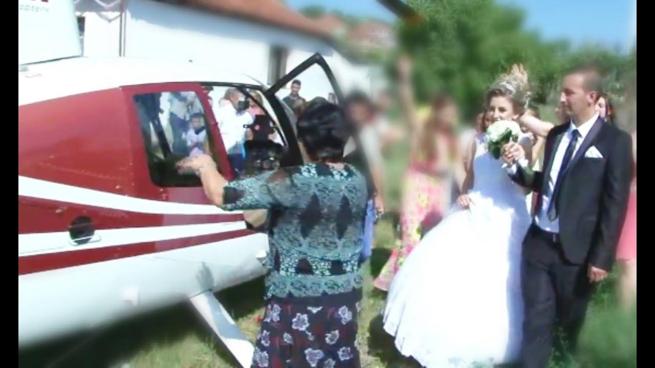 Dhendri shqiptare e merr nusen me helikopter sa interesant 2020