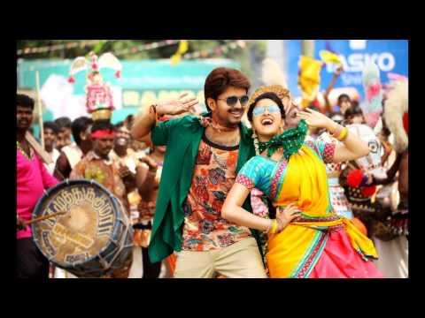 Vijay and Keerthy Suresh's Bairavaa Movie...