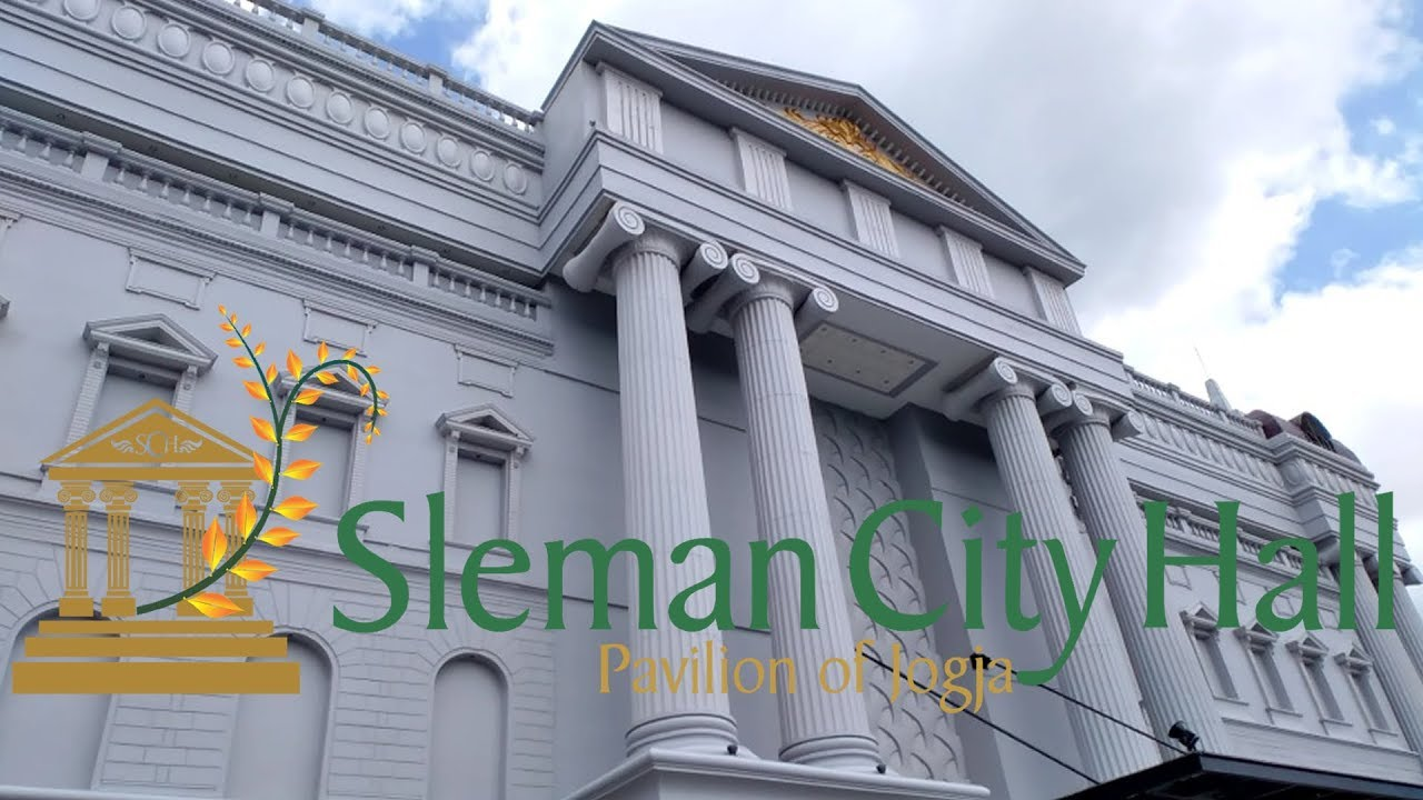 Sleman City Hall Soft Opening Sleman City Hall 1 Desember 2018