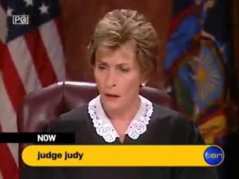 Not judge judy - 3 part 8