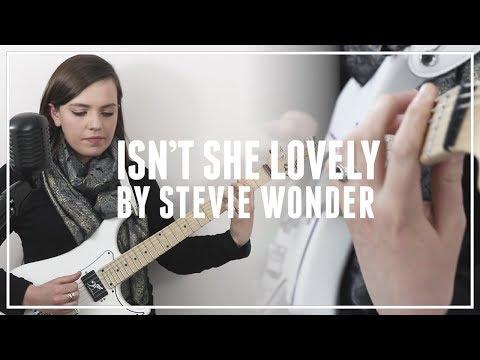 Stevie Wonder - Isn't She Lovely [Cover By Mary Spender]