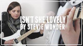Baixar STEVIE WONDER - ISN'T SHE LOVELY [Cover]