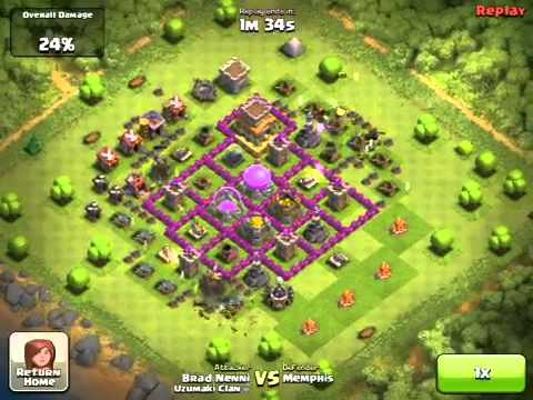 Clash of Clans: 850,000k Resources!