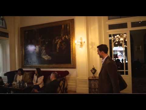 Pera Palace Hotel Jumeirah - The Pearl of Istanbul (short video)