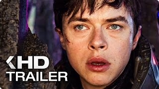 VALERIAN Trailer 3 German Deutsch (2017)