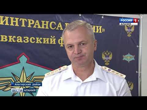 Руководители филиалов управления ведомственной охраны Минтранса России проводят совещание в Северной