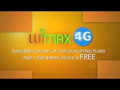 E-Networks Guyana offers Free WiMAX 4G Equipment