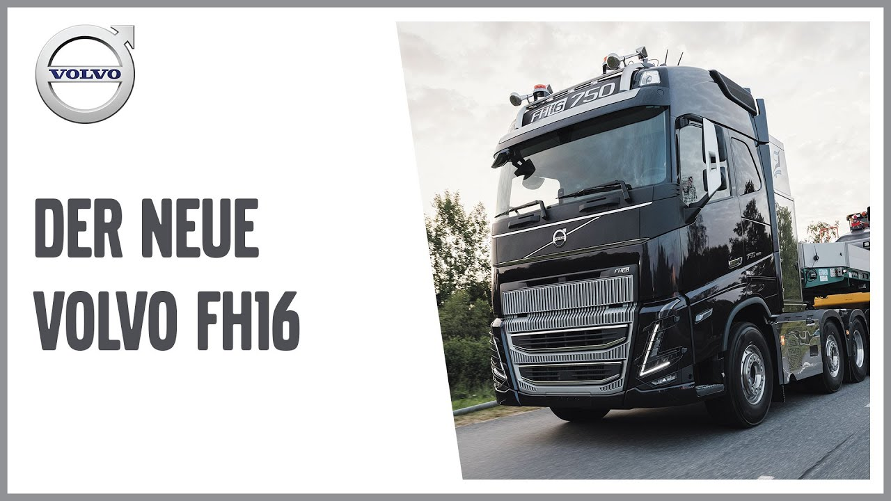 Der neue Volvo FH16