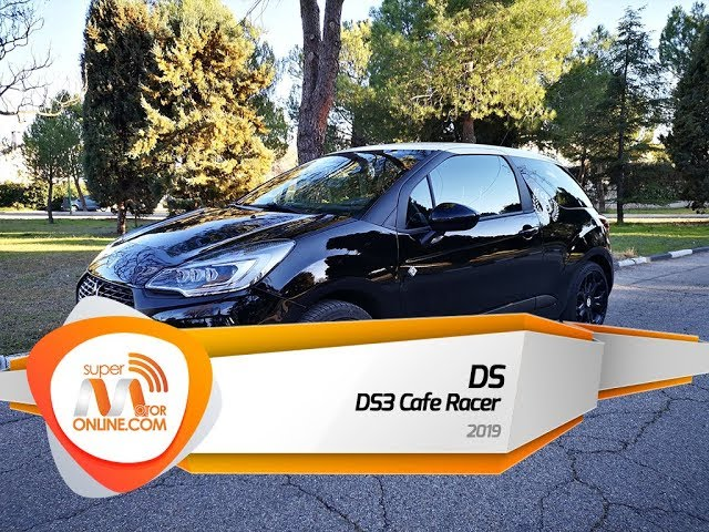 DS3 Cafe Racer 2019 / Al volante / Prueba dinámica / Review / Supermotoronline.com