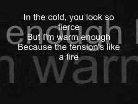 All Time Low - Six Feet Under The Stars with lyrics